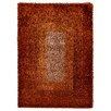 Bakero Handgewebter Teppich Mali in Orange