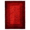 Bakero Handgewebter Teppich Mali in Rot