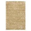 Bakero Handgewebter Teppich Rasgula in Champagnerfarbe