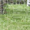 Odhams Press Little City Decorative Window Film