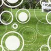 Odhams Press Retro Dots Decorative Window Film