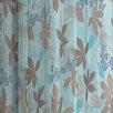 Window Elements Ashville Printed Rod Pocket Sheer Curtain Panel
