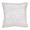 Jessica Simpson Home Primrose Medallion Decorative Silk Throw Pillow