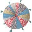 Jessica Simpson Home Amrita Medallion Cotton Throw Pillow