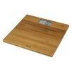 AWS Bamboo Digital Bathroom Scale