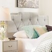 Three Posts Inset Upholstered Headboard