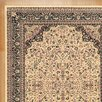Three Posts Traditional Area Rug in Ivory