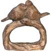Three Posts Love Birds Napkin Ring (Set of 4)