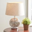 """Three Posts Stearns 20"""" H Table Lamp with Drum Shade"""