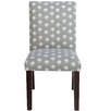 Three Posts Scriba Parsons Chair in Hand Flora Graystone