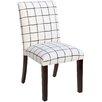 Three Posts Randolh Check Parsons Chair