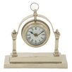 Three Posts Table Clock