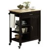 Three Posts Newfane Theo Kitchen Cart