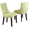 Three Posts Eisenhauer Parsons Chair (Set of 2)