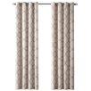 Three Posts Winnett Light-Filtering Curtain Single Panel