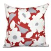 Three Posts Grand Island Modfloral Outdoor Throw Pillow