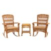 Three Posts Baden 3 Piece Seating Group