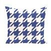 Three Posts Donaldson Geometric Outdoor Throw Pillow