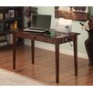 Three Posts Dunkirk Writing Desk with Drawer and Charging Station