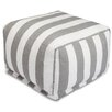 Three Posts Brino Stripe Ottoman