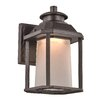 Three Posts Boleynwood LED Outdoor Wall Lantern