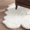 Three Posts Griffith Pelt Faux Hand Tufted Natural Area Rug