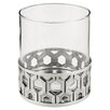 Royal Selangor Chateau Double Old Fashioned Hexagon Wine and Spirits Tumbler