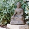 Sitting Buddha Statue - Garden Age Garden Statues and Outdoor Accents
