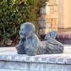 Dreaming Shaolin Statue - Garden Age Garden Statues and Outdoor Accents