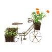Red Carpet Studios LTD Bicycle Plant Stand