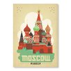 Americanflat Moscow by Anderson Design Group Vintage Advertisement