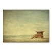 Americanflat Beach by Lina Kremsdorf Photographic Print in Beige