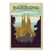Americanflat Barcelona by Anderson Design Group Vintage Advertisement