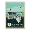 Americanflat Bavaria by Anderson Design Group Vintage Advertisement