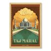 Americanflat Taj Mahal by Anderson Design Group Vintage Advertisement