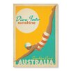 Americanflat Dive Into Sunshine Australia by Anderson Design Group Vintage Advertisement