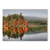Americanflat Poster Forest Lake, Fotodruck von Lina Kremsdorf