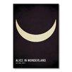 Americanflat Poster Alice in Wonderland, Retro-Werbung von Christian Jackson