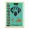 Americanflat Leinwandbild Pop Tone, Grafikdruck