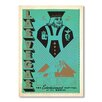 "Americanflat Poster ""Pop Tone"" von Anderson Design Group, Retro-Werbung"