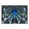 Americanflat Subway by Lina Kremsdorf Photographic Print in Grey