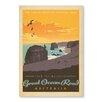 Americanflat Great Ocean Road by Anderson Design Group Vintage Advertisement