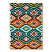 Americanflat Tribal African Pattern by Patricia Pino Graphic Art on Canvas