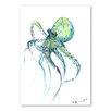 Americanflat Poster Octopus, Kunstdruck von Suren Nersisyan