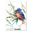 Americanflat Azure Kingfisher II by Suren Nersisyan Art Print