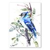 Americanflat Jay by Suren Nersisyan Art Print in Blue