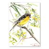 Americanflat Goldfinch IV by Suren Nersisyan Art Print
