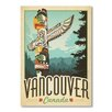 Americanflat Vancouver by Anderson Design Group Vintage Advertisement