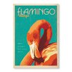 Americanflat Poster Flamingo Lounge by Anderson Design Group, Grafikdruck