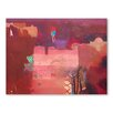 Americanflat The Pink Kasbah Art Print